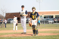 Varsity Baseball Victor vs. Brockport April 13, 2015